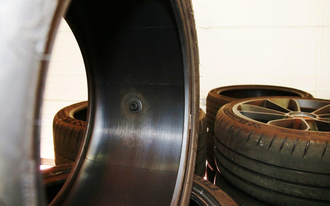 Neumáticos «inteligentes»: presente y futuro