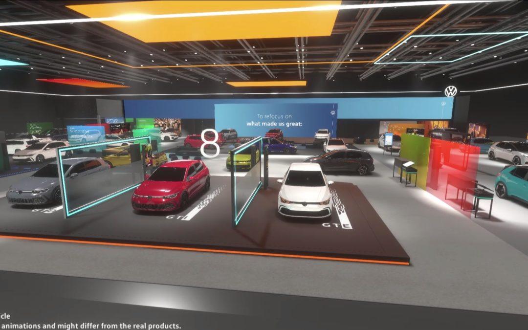 Visita el estand (virtual) de Volkswagen en el (no) Salón de Ginebra 2020