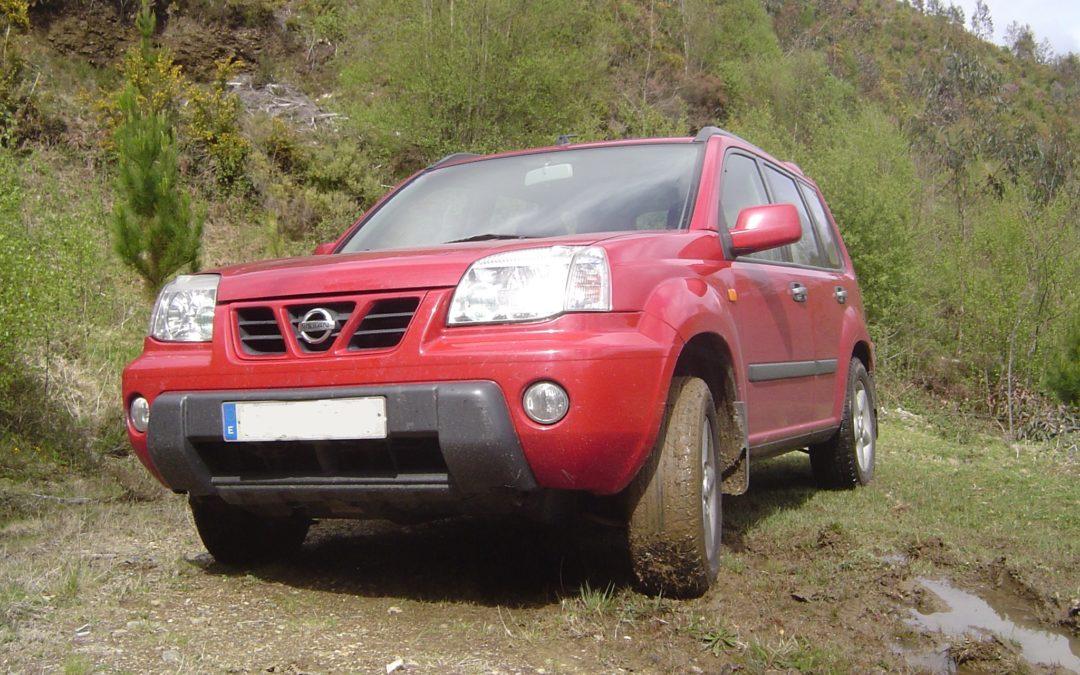 Nissan X-Trail 2.2 Di Sport (2001)