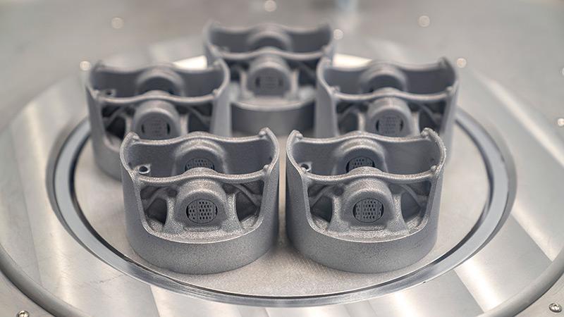 Porsche y la impresión en 3D