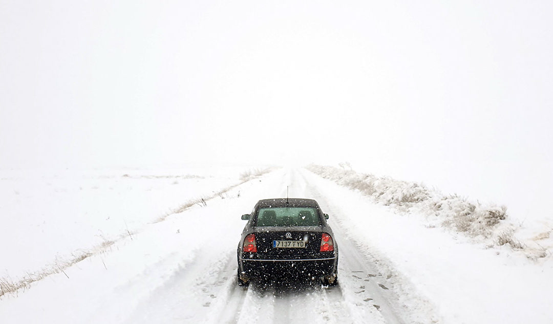 Tracción 4×4 o neumáticos de invierno
