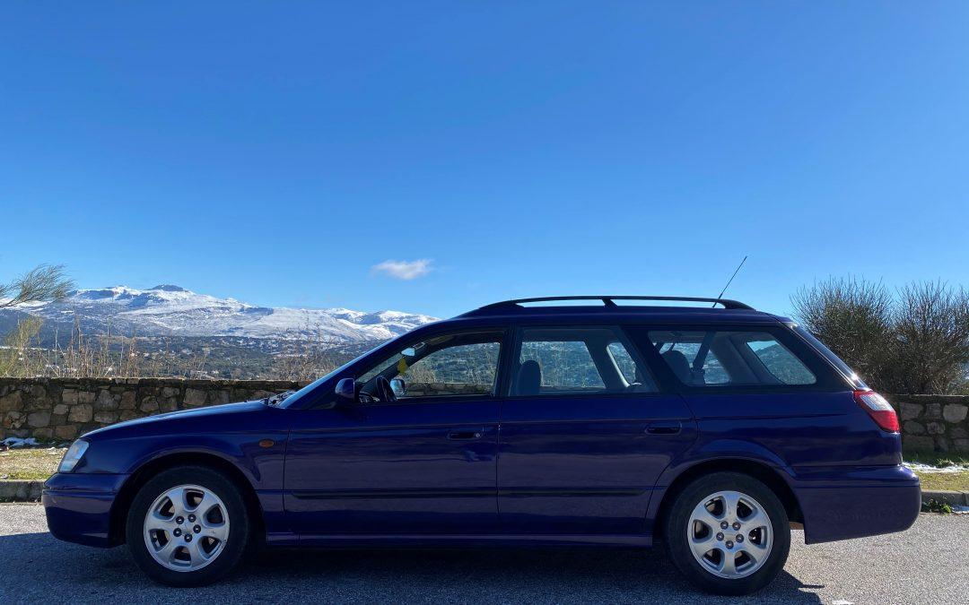 Subaru Legacy 2.0 GL SW (1999)