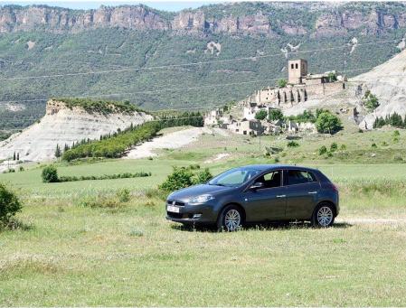 Prueba Fiat Bravo GLP 2a parte