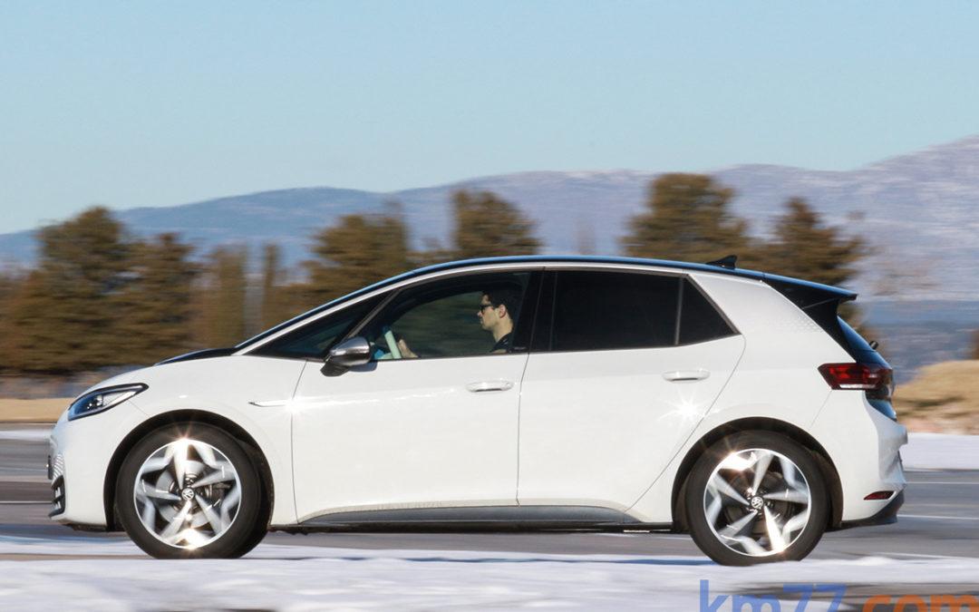 Volkswagen ID.3 – Consumo en frío