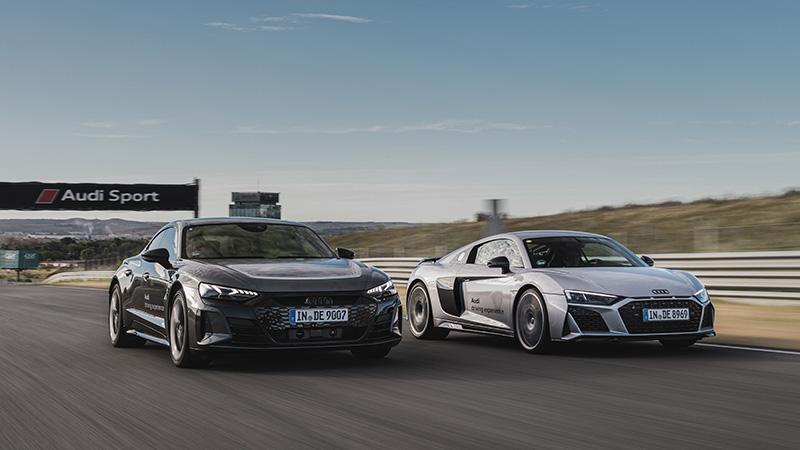 Audi Driving Experience: una jornada para aprender y reflexionar