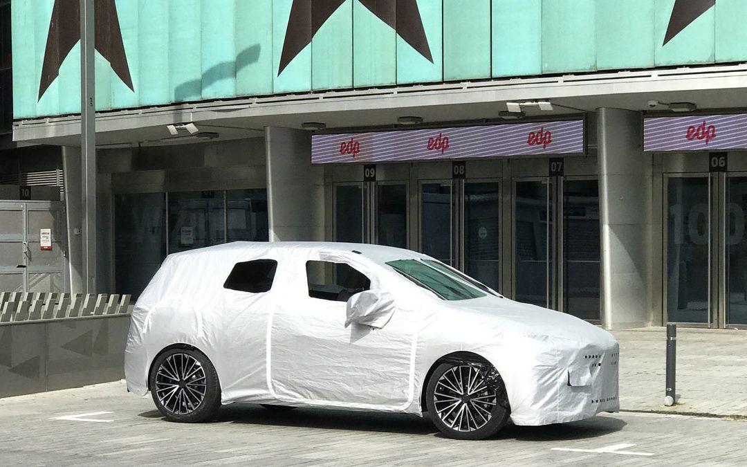Fotos a un coche camuflado de un lector respetuoso. ¡Gracias!