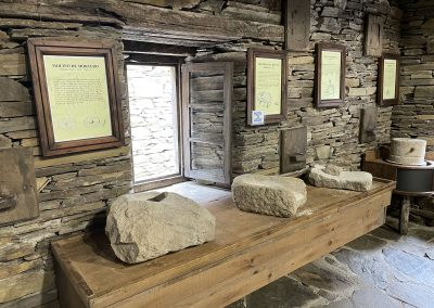 Museo de los Molinos. Mazonovo.