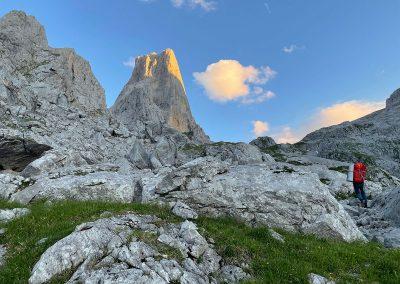 Pico Urriellu. Picos de Europa