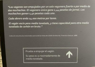 Centro de Experiencias y Memoria de la Minería.
