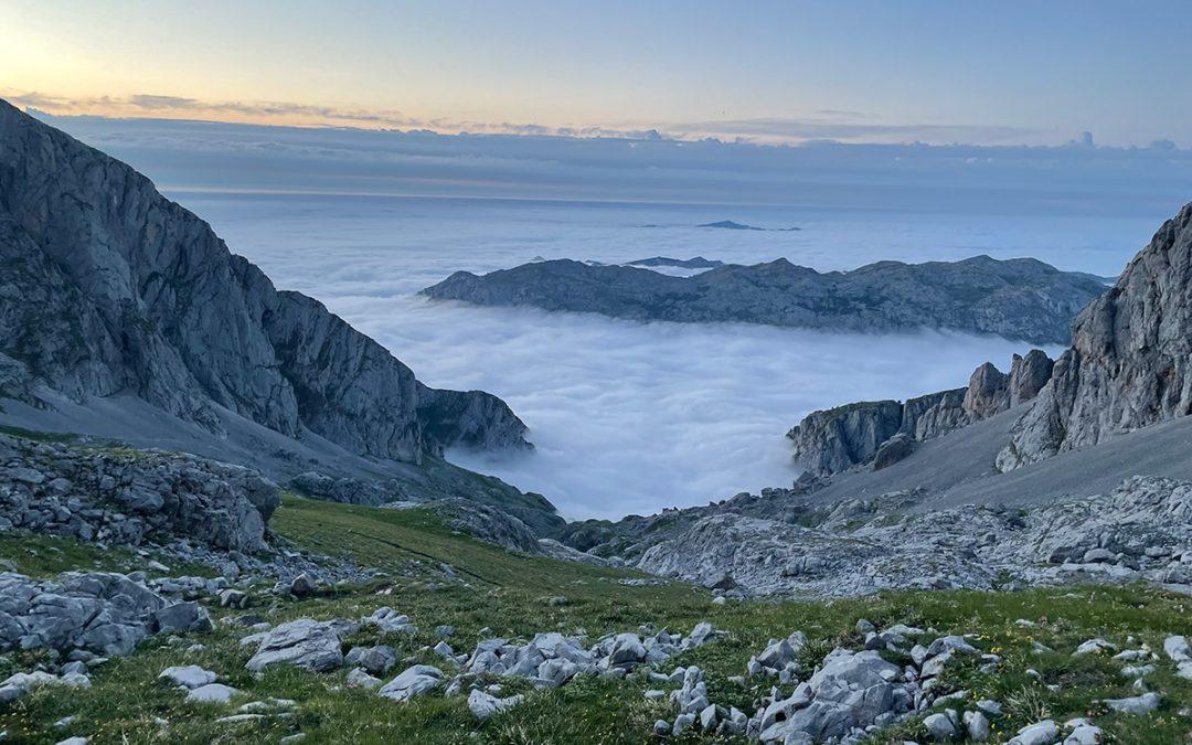 Pico Urriellu, primera subida