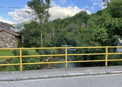 Río Nalón desde la carretera As-117.