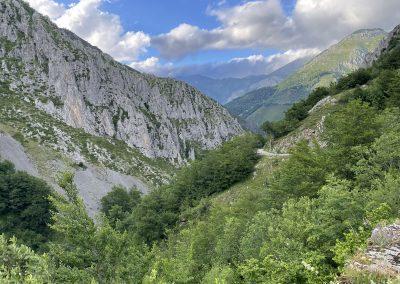 Vistas desde el Mirador Valle de Campon