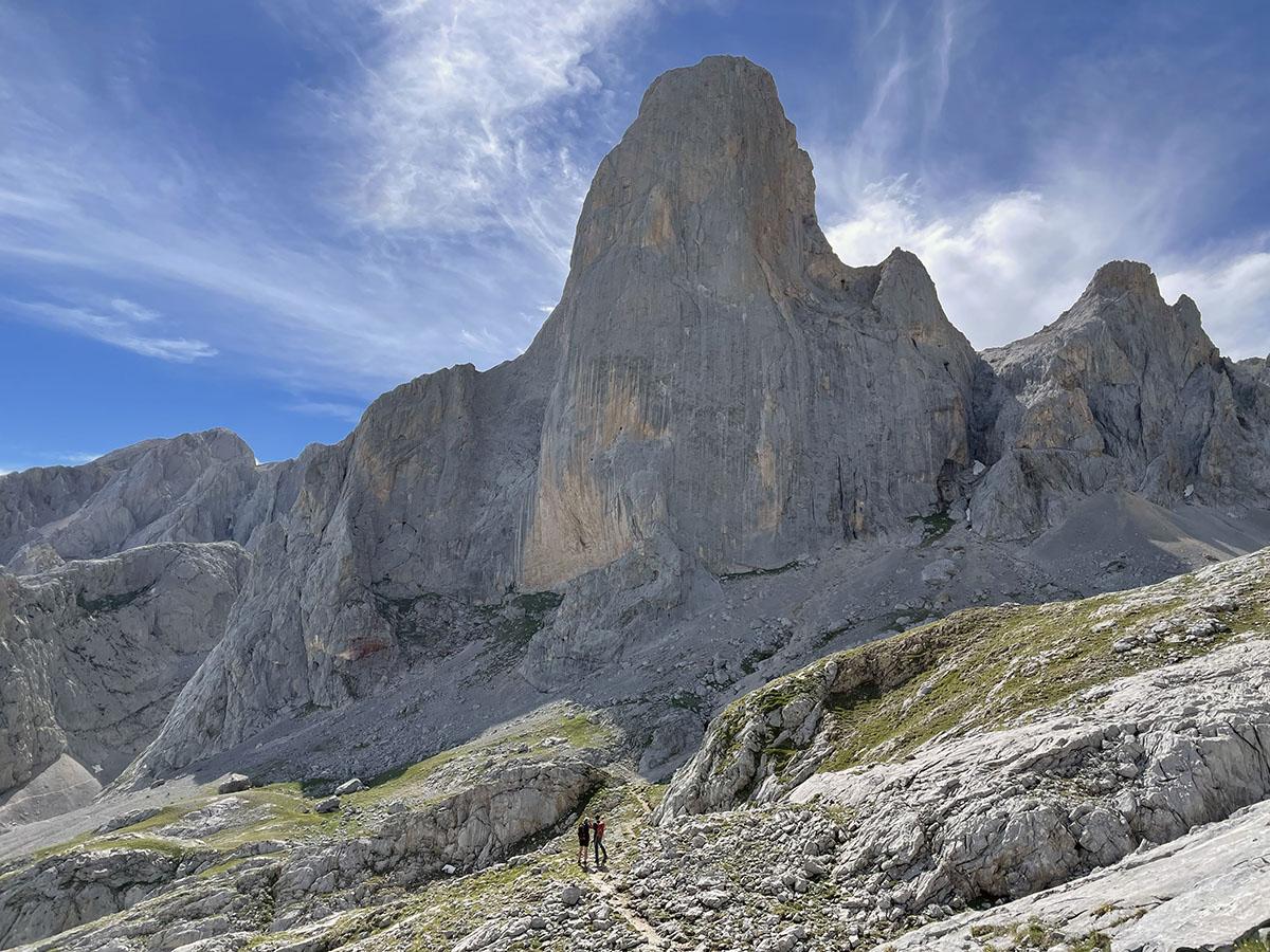 Picos de Europa. Pico Urriellu (Naranjo de Bulnes)