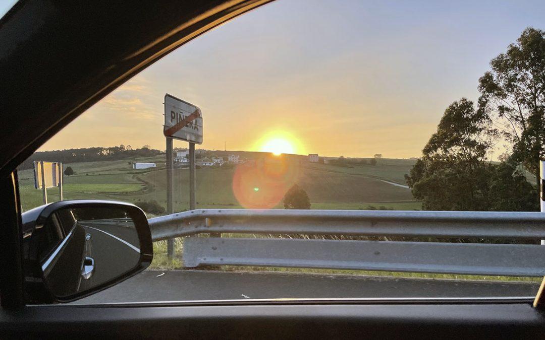 Las carreteras y el Kia Sorento PHEV