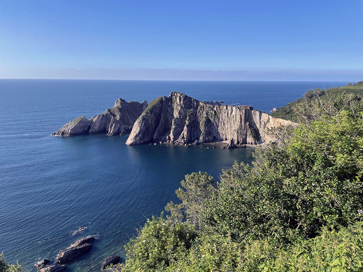 Playa del Silencio. Asturias