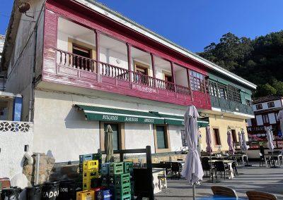 Tazones Asturias. Hoteles en primera línea de playa