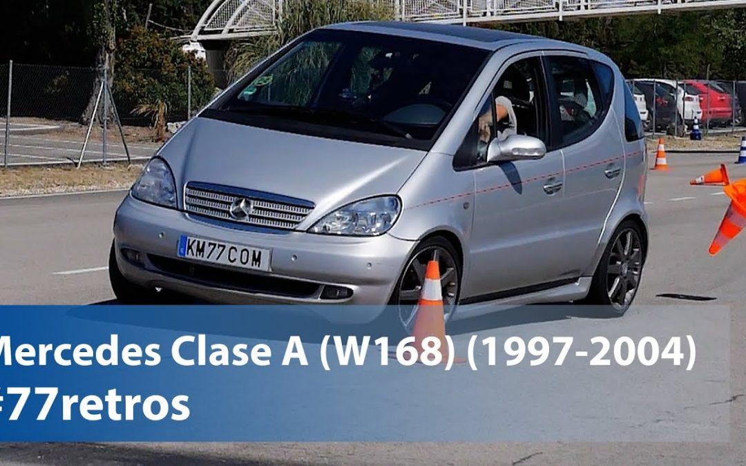Mercedes-Benz Clase A 210 Evolution | Vídeo de la maniobra de esquiva y eslalon