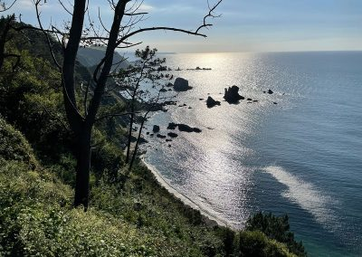 Asturias. Playa del Silencio