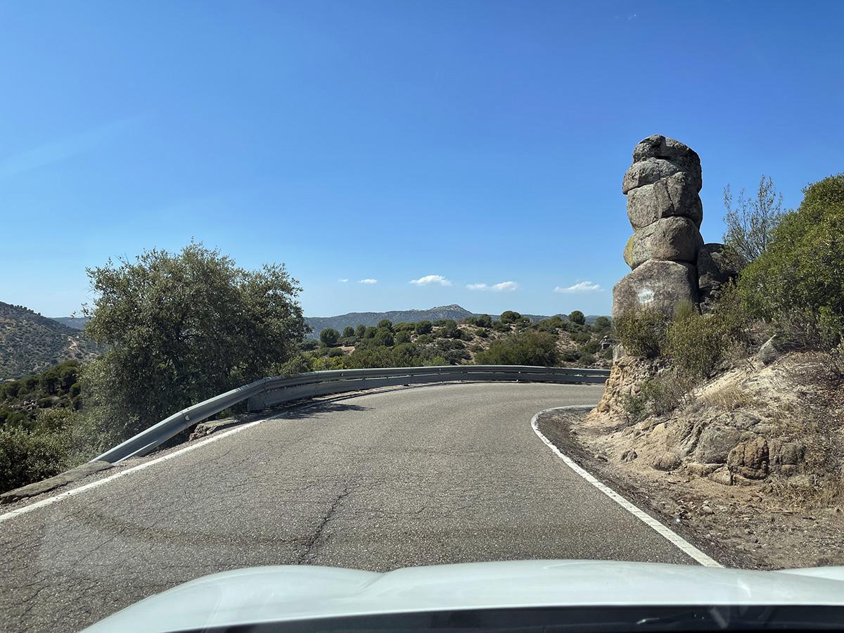 Jaén. Sierra de Andújar.