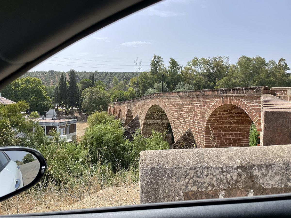 Jaén. Marmolejo. Río Guadalquivir.