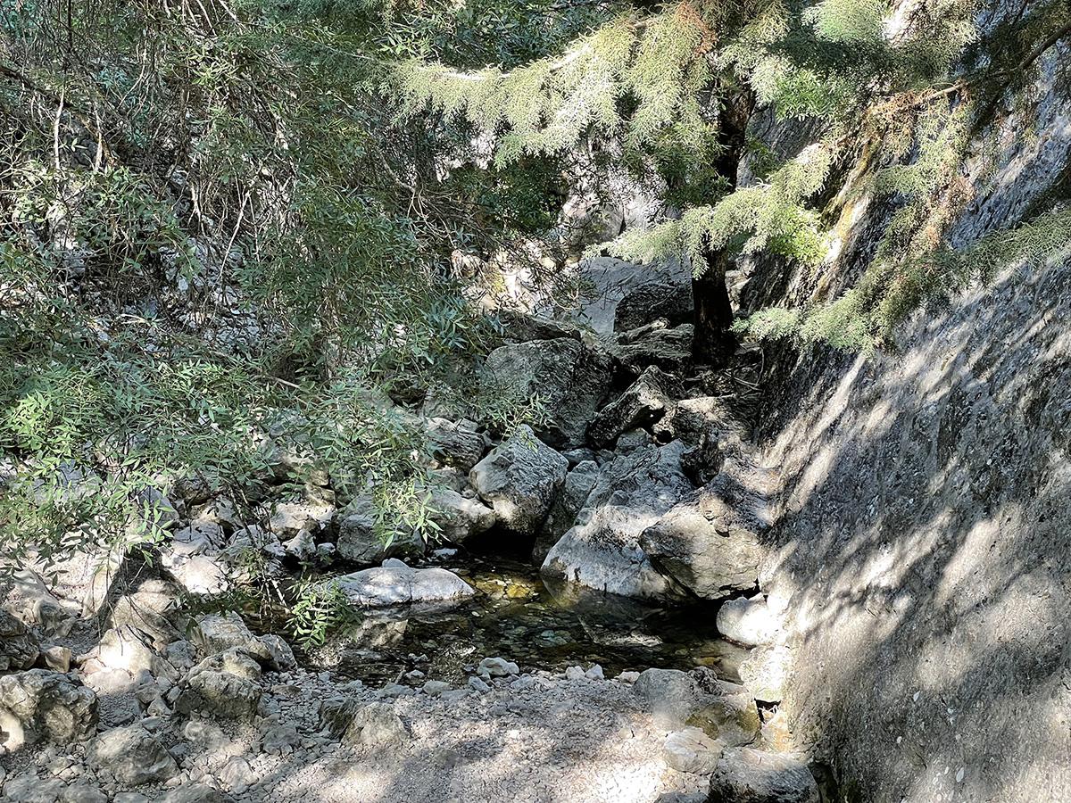 Jaén. Nacimiento del río Guadalquivir.