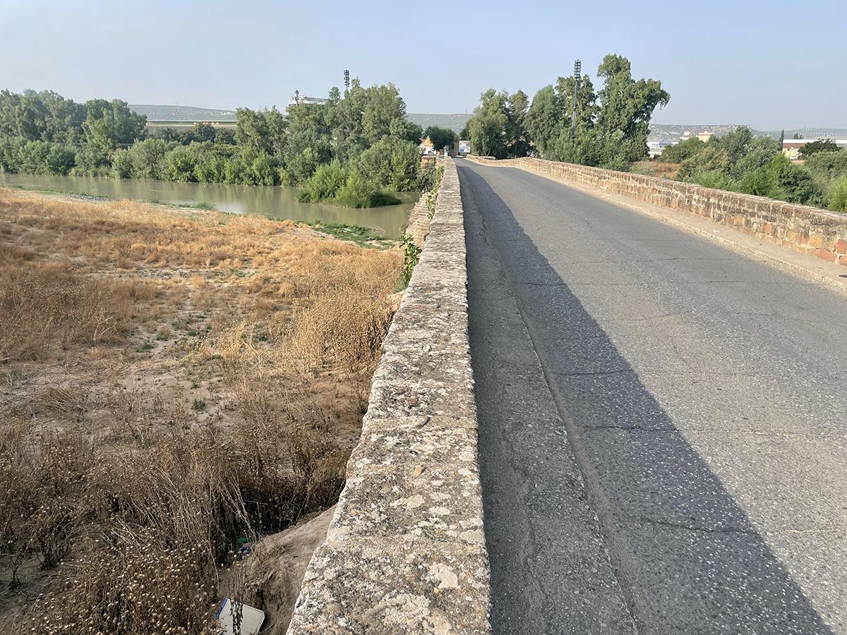 Andújar. Jaén. Puente Romano.