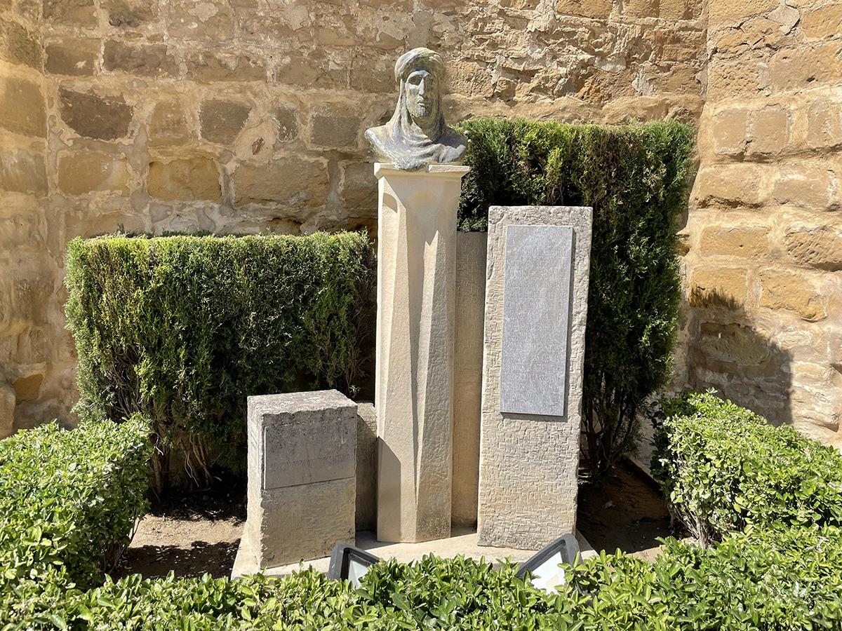 Jaén. Arjona. El Rey Alhamar, impulsor de la Alhambra, nació en Arjona.