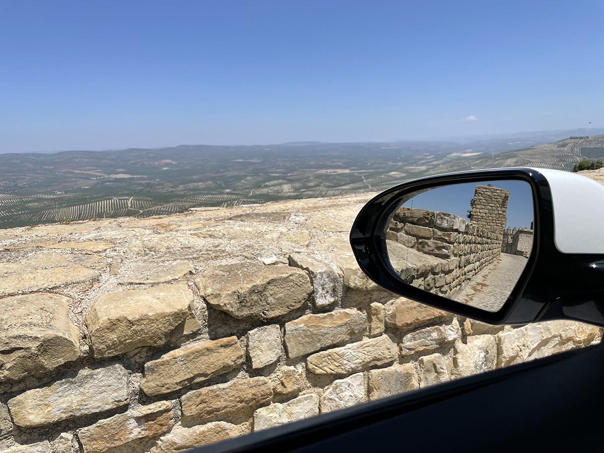 Jaén, desde Sabiote