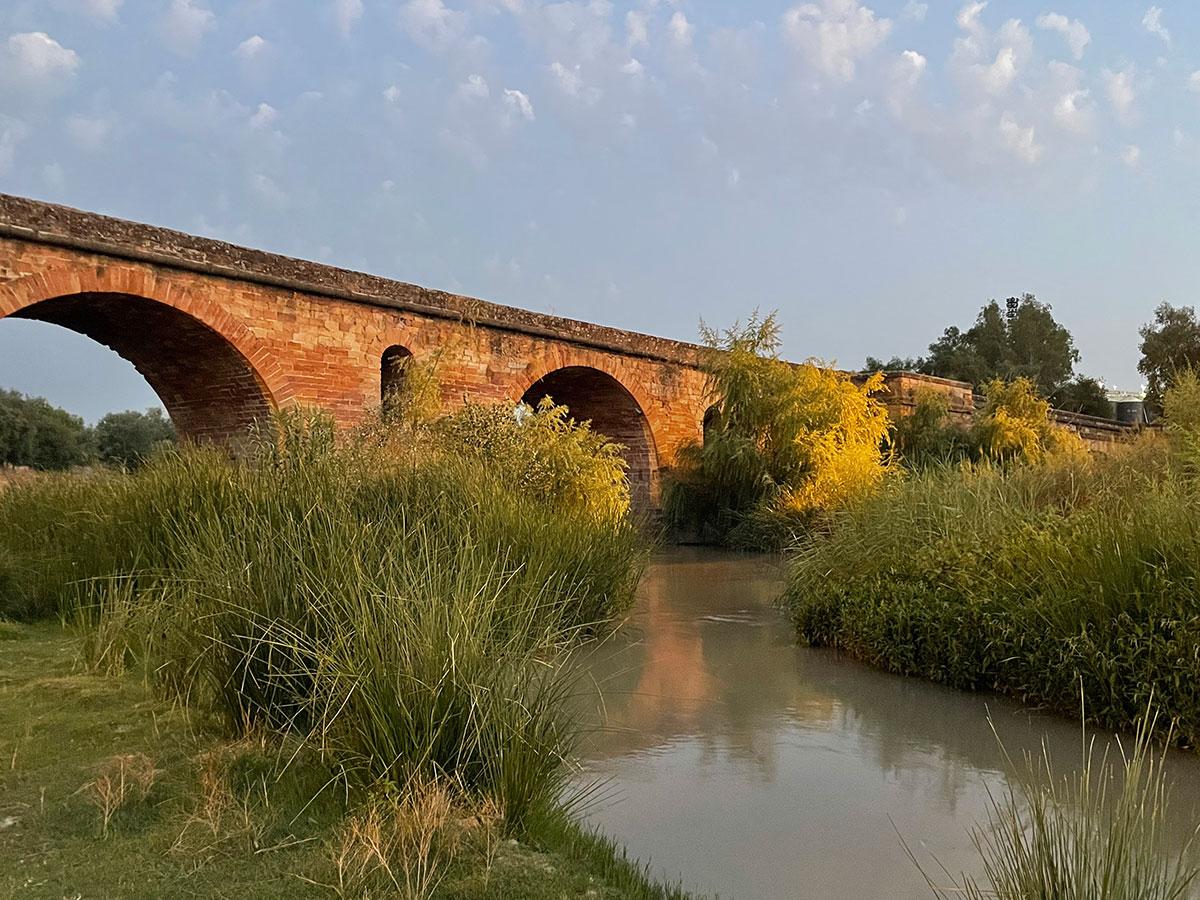 Jaén. Puente Romano de Andújar