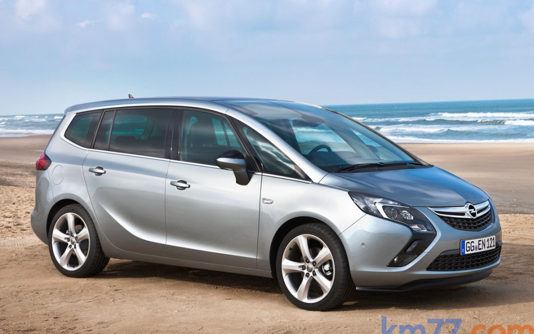 Nuevo Opel Zafira Tourer, en venta desde 18.791 Euros. Ahora, con descuento.