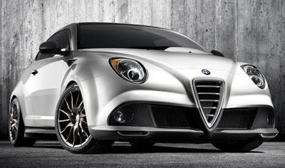 Alfa Romeo MiTo GTA Concept. Prototipo 2009.