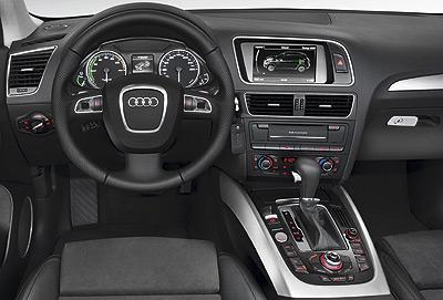 Audi Q5 hybrid quattro. Modelo 2011.