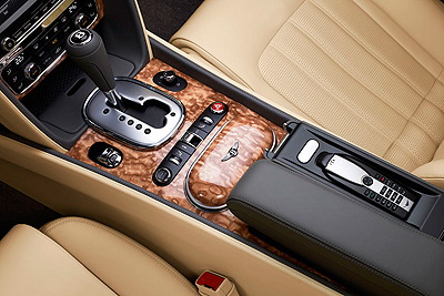 Bentley Continental GTC. Modelo 2012.