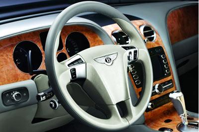 Bentley Continental GTC Speed. Modelo 2009.