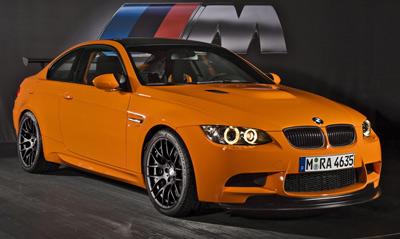 BMW M3 GTS. Modelo 2010.