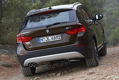 BMW X1. Modelo 2010.