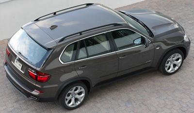 BMW X5. Modelo 2010