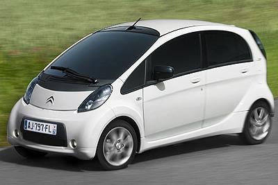 Citroën C-Zero. Modelo 2011.