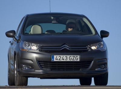 Citroën C4. Modelo 2011.
