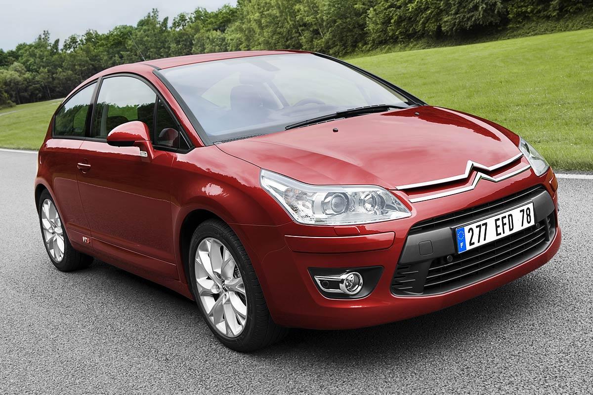Citroën C4 VTS