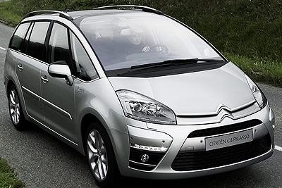 Citroën C4 Picasso. Modelo 2011.