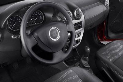 Dacia Sandero Stepway. Modelo 2010.