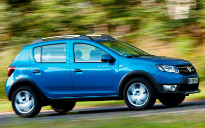 Video Dacia Sandero 2013 on Dacia Sandero Stepway  Modelo 2013  Turismo  Peque  O  5p  Economico