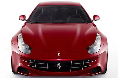 Ferrari FF. Modelo 2012.