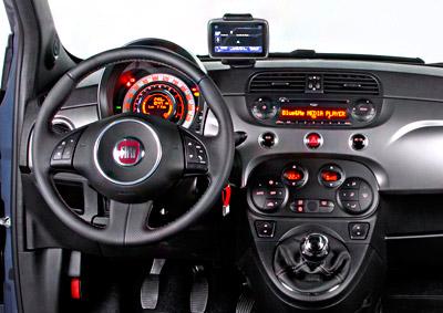 Fiat 500. Modelo 2008