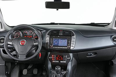 Fiat Bravo. Modelo 2010.