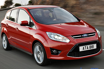 Ford C-MAX. Modelo 2011.