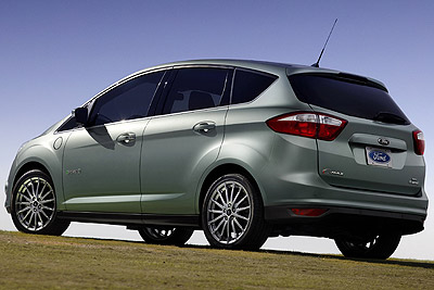 Ford C-MAX Energy. Modelo 2013.