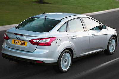Ford Focus. Modelo 2011.