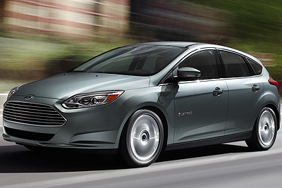 Ford Focus Electric. Modelo 2012.